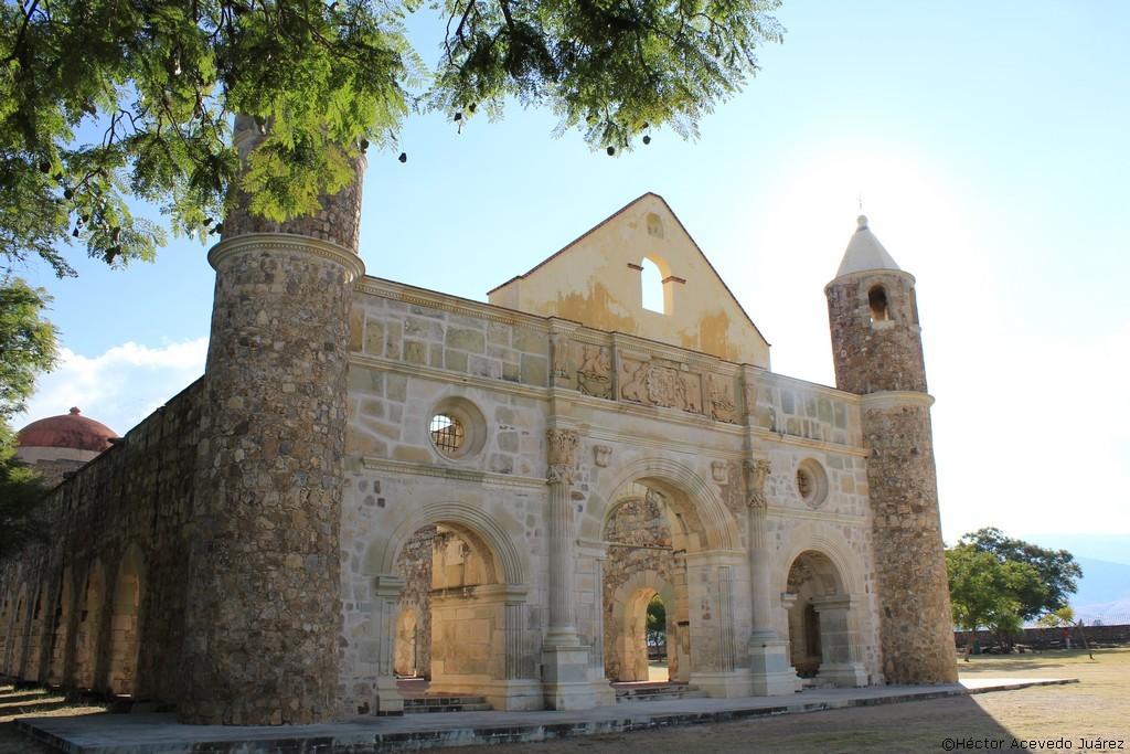 Ex-convento de Cuilapam - 11