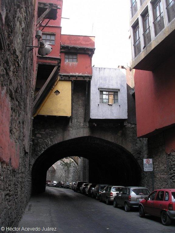La calle subterránea