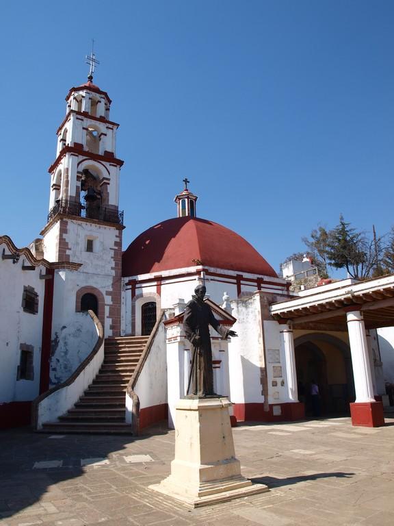 Iglesia del Santuario del Señor del Sacromonte - 1