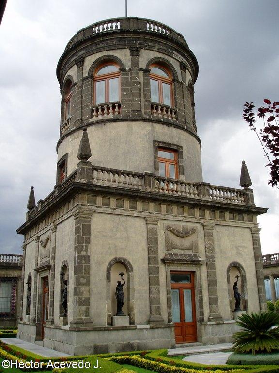 Jardines del Castillo de Chapultepec - 4