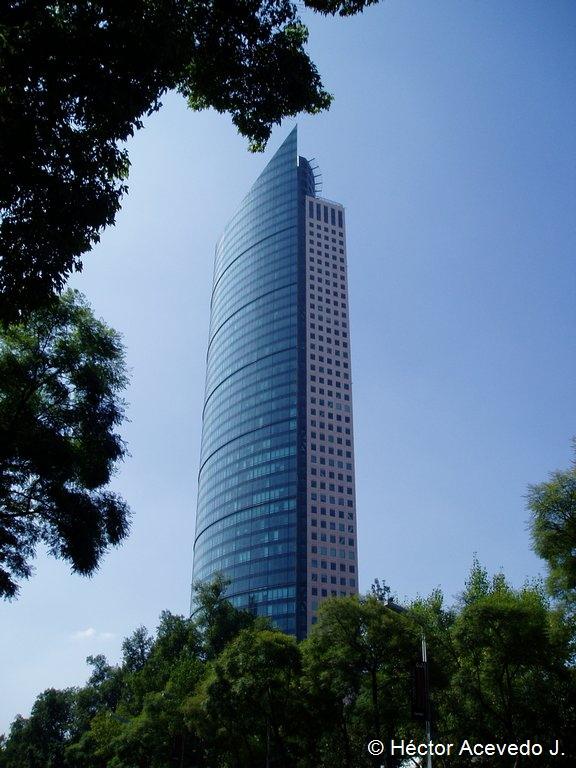 Torre Mayor 1