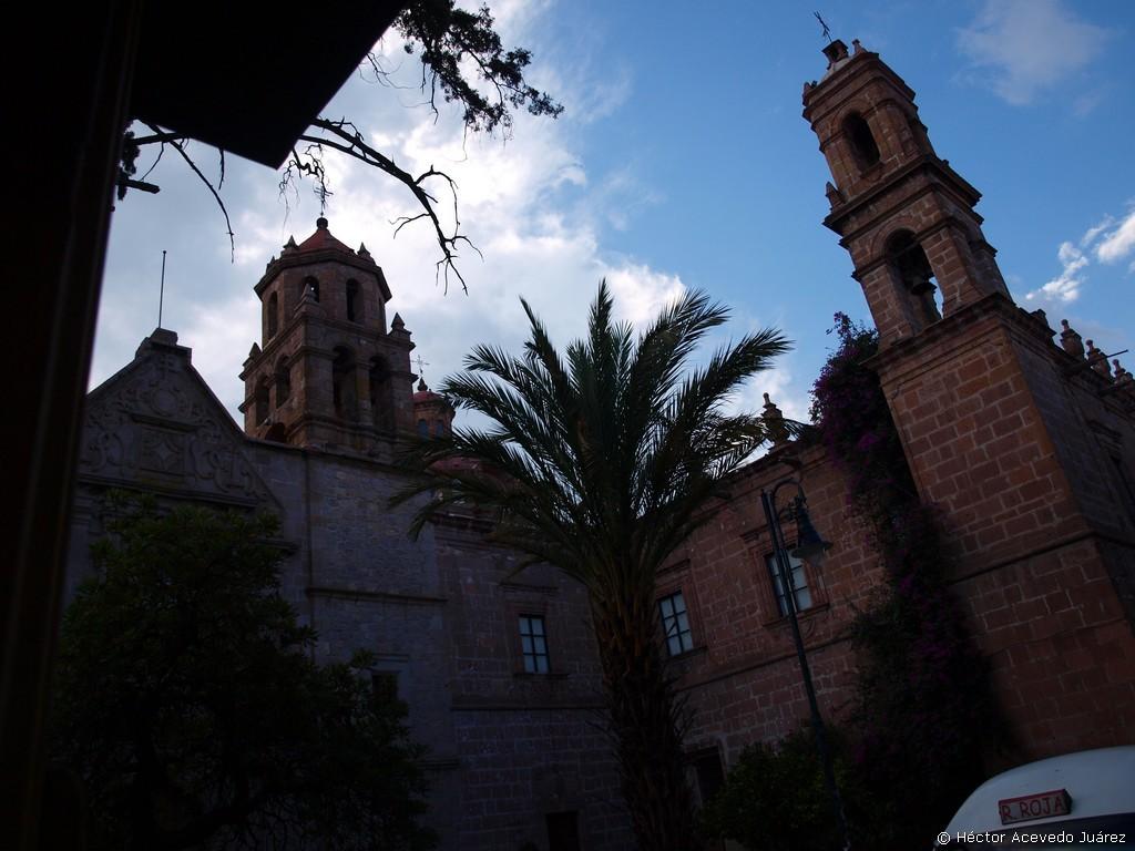 Iglesia en Morelia