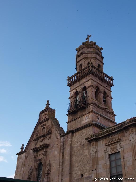 Templo de San Diego o Santuario de Guadalupe - 1
