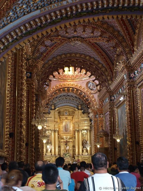 Templo de San Diego o Santuario de Guadalupe - 4
