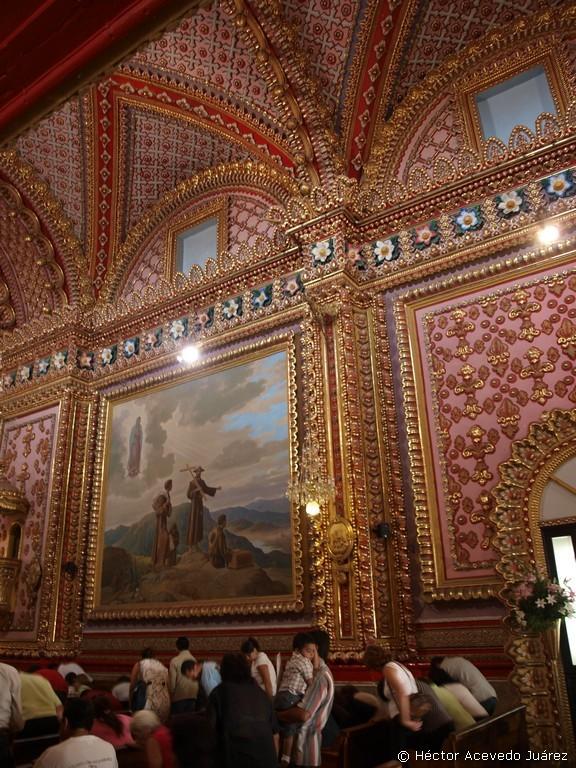 Templo de San Diego o Santuario de Guadalupe - 6
