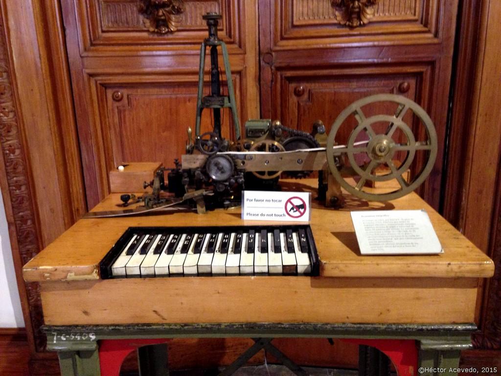 Museo del Telégrafo 9