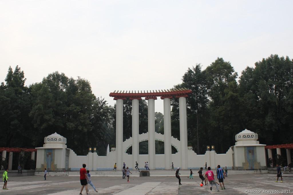 Parque México 32