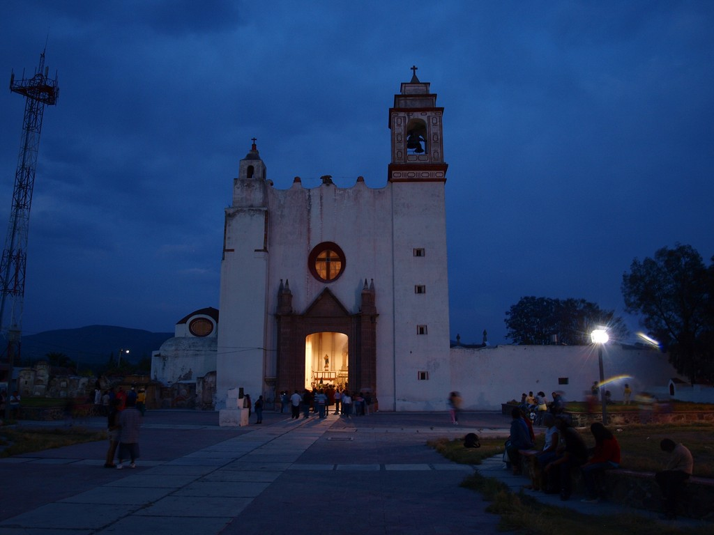 Semana Santa en Chilcuautla
