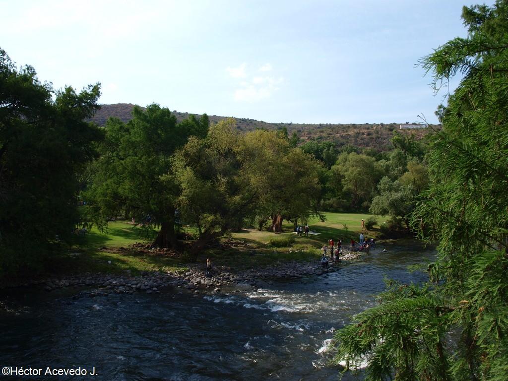 El río Tula a su paso por Tlaco - 3