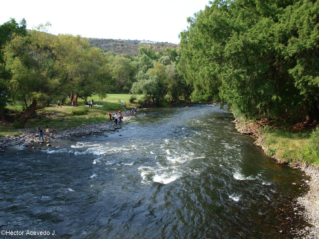 El río Tula a su paso por Tlaco - 5